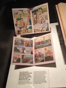 NYPL's Children's Literature Exhibition Amar Chitra Katha